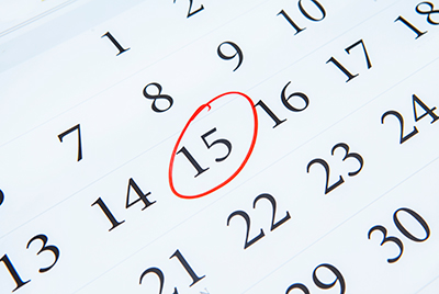 Resources for Upcoming Extended Filing Deadlines