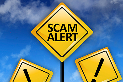 New Jersey Unemployment Claim Scam Emails