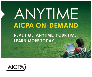 AICPA On-Demand