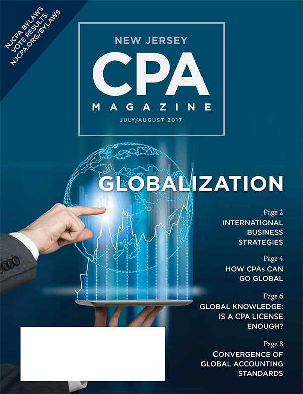 July/August 2017 New Jersey CPA