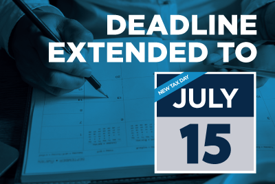 New Jersey Extends Tax Deadline to July 15; Questions Remain