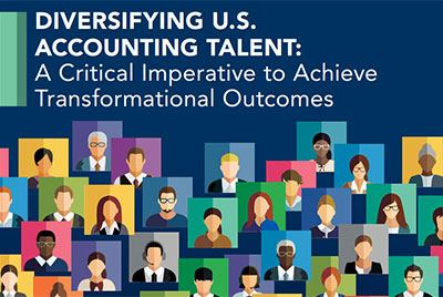 New Report Addresses Need to Diversify U.S. Accounting Talent