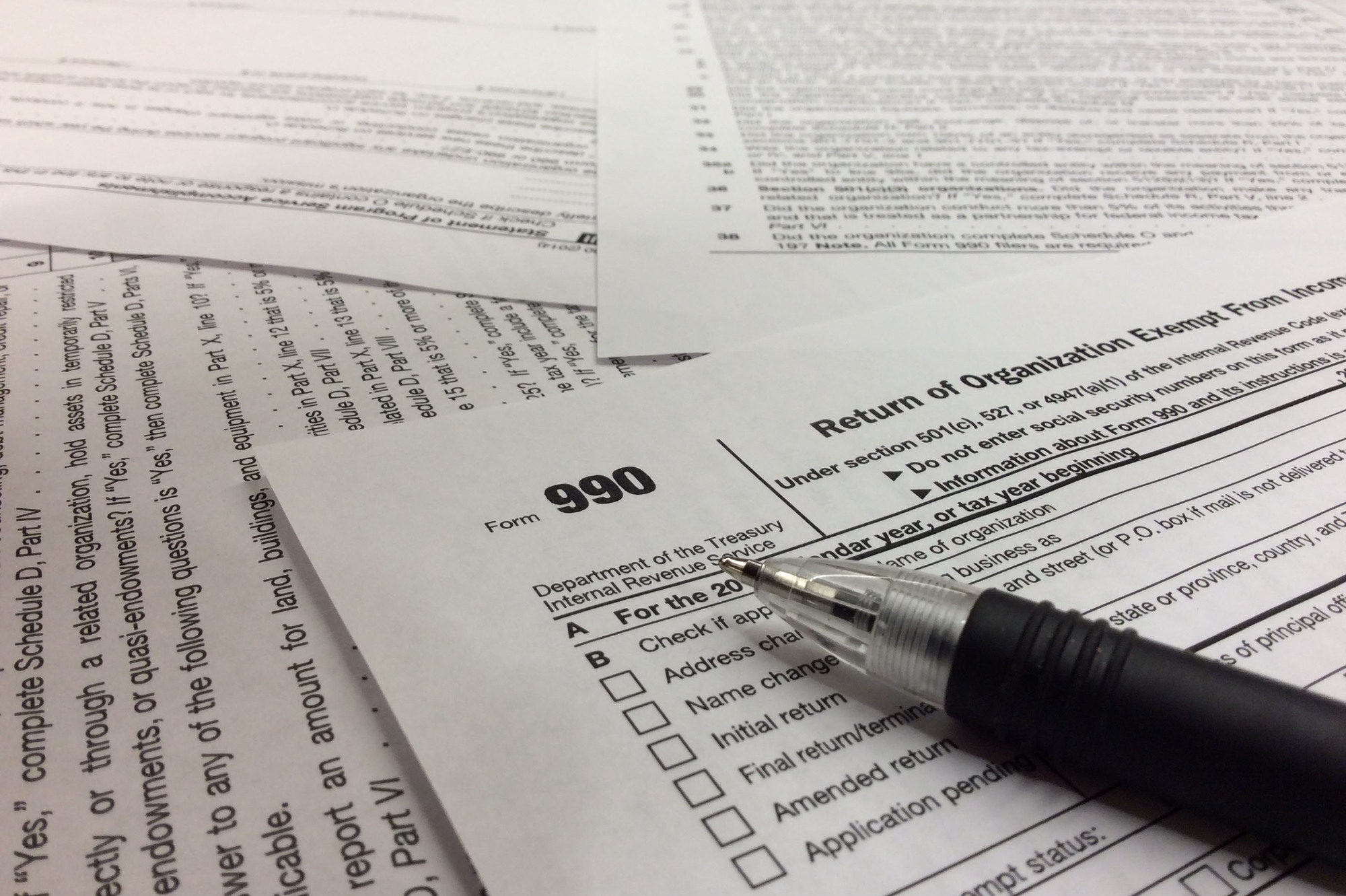 How to Make the Most of Your Annual Form 990 Filing