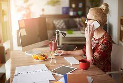 Three Keys to Effectively Work from Home