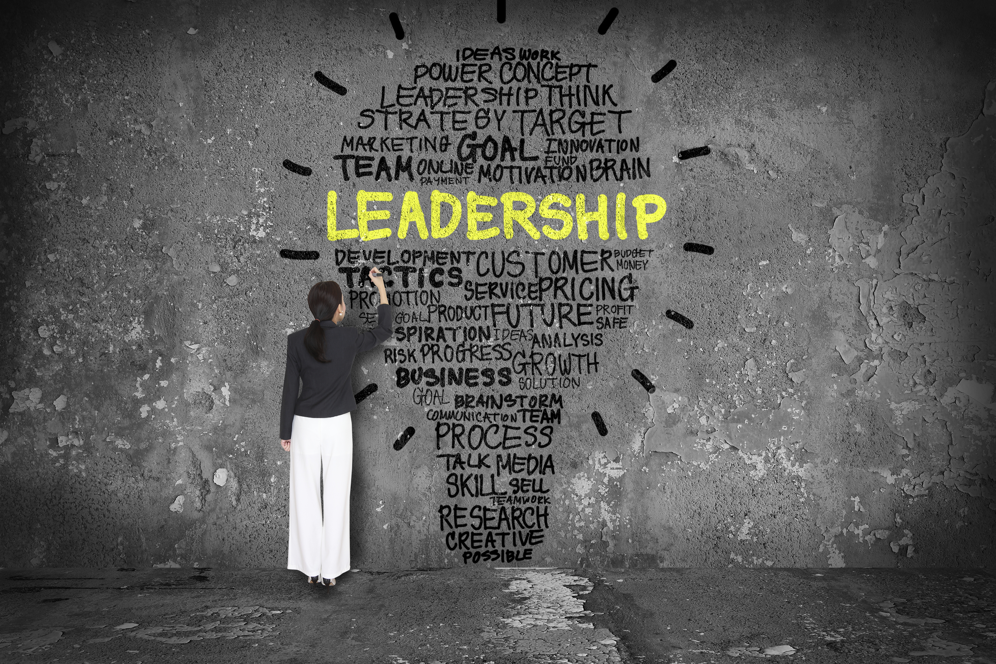 The Traits of Truly Great Leaders