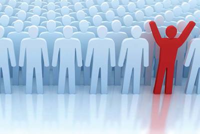 How Small Firms Can Stand Out Among the Crowd