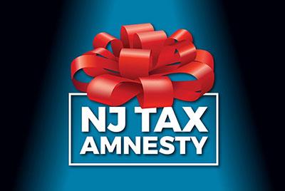 New Jersey Tax Amnesty Program Underway
