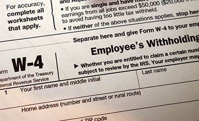 New Jersey Society of CPAs Reminds Taxpayers to Check Tax Withholding Amid Pending IRS Form W-4 Changes