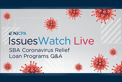 IssuesWatch LIVE - SBA Coronavirus Relief Loan Programs QA - April 24, 2020