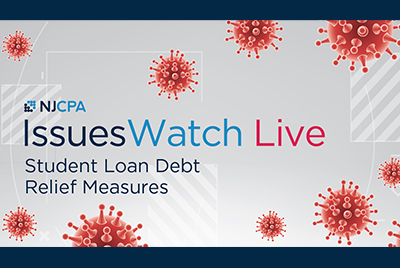 IssuesWatch LIVE - Student Loan Debt Relief Measures - May 4, 2020 (web)