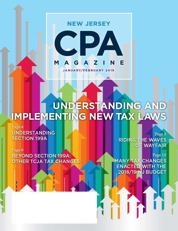 New Jersey CPA - January/February 2019