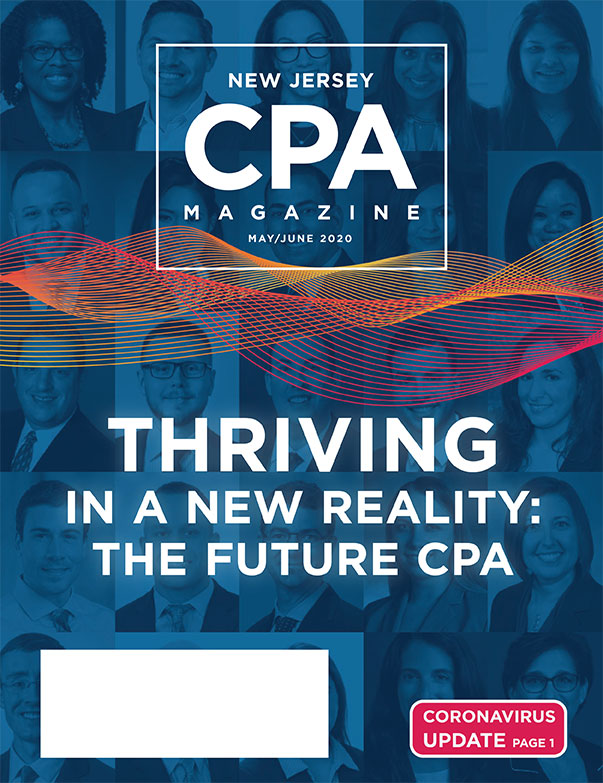 May June 2020 New Jersey CPA